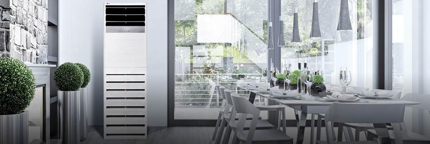 Salon Tipi Klima Servisi